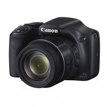 Canon PowerShot SX530 HS Bridgekamera schwarz Bild 1