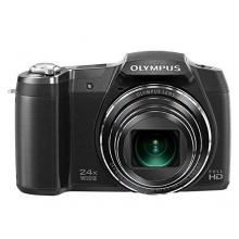 Olympus SZ-17 Bridgekamera 16 Megapixel schwarz Bild 1