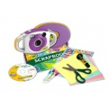 Crayola Kinderkamera purple Scrap Book Kit Bild 1