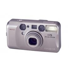Minolta Riva Zoom 115 Kleinbildkamera Bild 1
