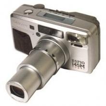 Pentax Espio 145 M QD Super Kleinbildkamera Bild 1