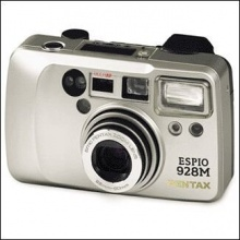 Pentax Espio 928-M Kleinbildkamera Bild 1