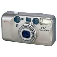 Minolta Riva Zoom 130 Kleinbildkamera Bild 1