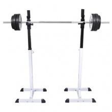 Gewichtsständer Langhantelablage von vidaXL Bild 1