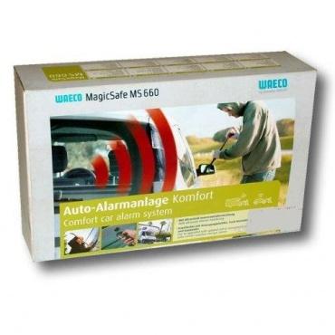 WAECO 9101600001 MagicSafe MS 660 Auto Alarmanlage Bild 1