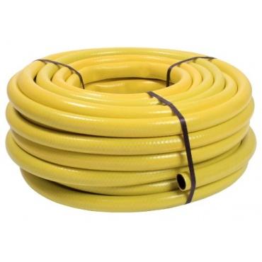 as - Schwabe 12730 50 m Sunflex -Wasserschlauch, glatt abgeschnitten, 1/2 Zoll, gelb Bild 1
