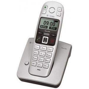 T-Com Sinus 200 DECT schnurloses Telefon Bild 1
