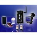 Set Auto Alarmanlage mit mobilem GPS Tracker und Überwachungs Kamera Car DVR Bild 1
