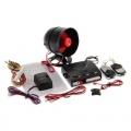 CARCHET® Auto Alarmanlage Schutz System Alarm Melder mit 2 Fernbedienungen Bild 1