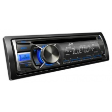 JVC KD-R741BT Autoradio CD Receiver Bluetooth USB schwarz Bild 1