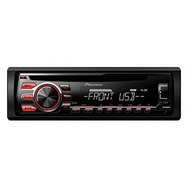 Pioneer DEH-1700UB CD Tuner Autoradio USB schwarz Bild 1