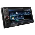 JVC KW-AV61BTE Autoradio DVD CD USB Receiver mit 6,1 Zoll Touch Panel Breitbildschirm Bild 1