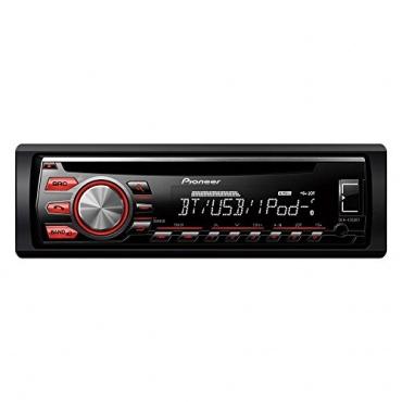 Pioneer DEH-4700BT CD-Tuner Autoradio schwarz Bild 1