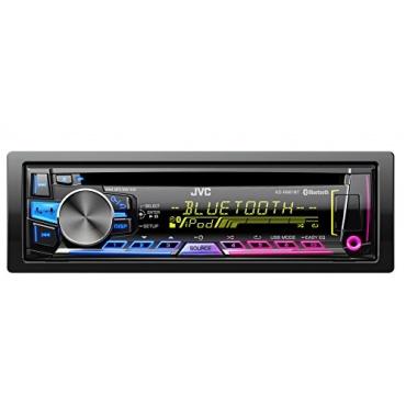JVC KD-R961BTE Autoradio USB CD Receiver schwarz Bild 1