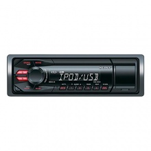 Sony DSXA40UI Mechaless Autoradio mit Fernbedienung schwarz Bild 1