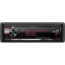 Kenwood KDC-BT73DAB digitals Autoradio mit Bluetooth Freisprecheinrichtung Bild 1