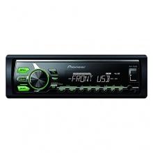 Pioneer MVH-170UBG Autoradio USB und Aux Eingang schwarz Bild 1