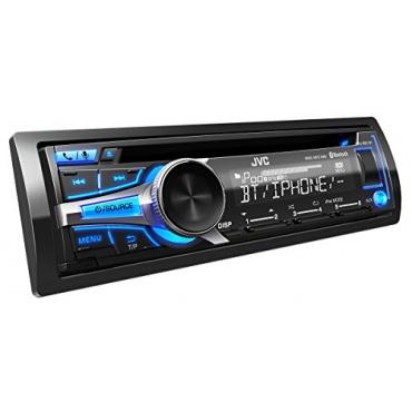 JVC KD-R951BTE Autoradio USB CD Receiver schwarz Bild 1