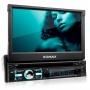 XOMAX XM-DTSB925 Autoradio 7 Zoll HD Touchscreen Display Bild 1