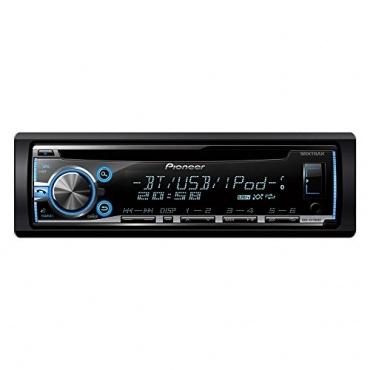 Pioneer DEH-X5700BT CD Tuner Autoradio schwarz Bild 1