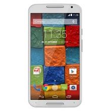 Motorola Moto X 2. Generation Smartphone 16GB interner Speicher weiß bambus Bild 1
