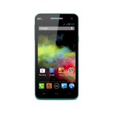 Wiko Rainbow Smartphone 1,3GHz Prozessor türkis Bild 1