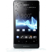 Sony Xperia go Smartphone schwarz Bild 1