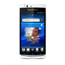 Sony Ericsson Xperia arc S Smartphone weiß Bild 1