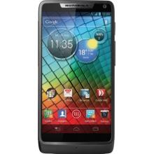 Motorola RAZR i Smartphone schwarz Bild 1