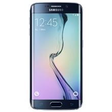 Samsung Galaxy S6 Edge Smartphone 64 GB schwarz Bild 1