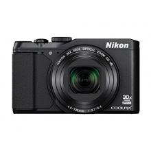 Nikon Coolpix S9900 Digitalkamera Kompaktkamera 16 Megapixel schwarz Bild 1