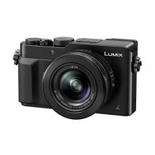 Panasonic DMC-LX100EGK Lumix Premium Digitalkamera Kompaktkamera schwarz Bild 1