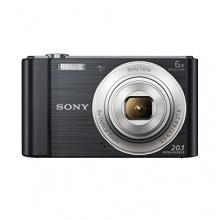 Sony DSC-W810 Digitalkamera Kompaktkamera 20,1 schwarz Bild 1