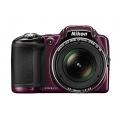 Nikon Coolpix L830 Digitalkamera Kompaktkamera 16 Megapixel Bild 1