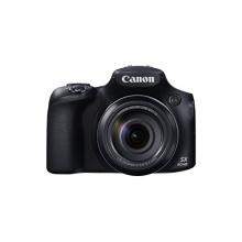Canon PowerShot SX60 HS Digitalkamera Kompaktkamera schwarz Bild 1