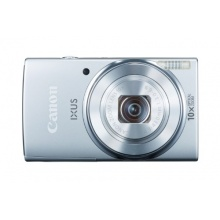 Canon IXUS 155 Digitalkamera (20 Megapixel Kompaktkamera silber Bild 1