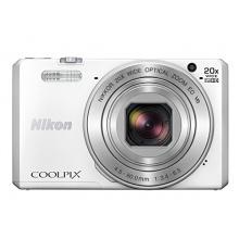 Nikon Coolpix S7000 Digitalkamera Kompaktkamera 16 Megapixel Bild 1