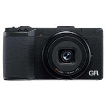 Ricoh GR Digital Kompaktkamera 16 Megapixel schwarz Bild 1