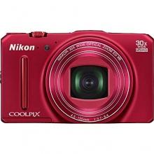 Nikon Coolpix S9700 Digitalkamera Kompaktkamera 16 Megapixel Bild 1