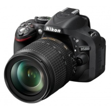 Nikon D5200 SLR-Digitalkamera Kompaktkamera 24,1 Megapixel Bild 1