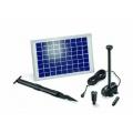 Esotec Solar Teichpumpe 10 Watt Solarmodul 610 l/h Förderleistung Bild 1