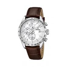 Festina Herren Analog Armbanduhr XL Analog Quarz Leder F16760/1 Bild 1