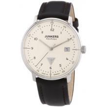Junkers Herren Analog Armbanduhr XL Bauhaus Ronda515 Analog Quarz Leder 60465 Bild 1