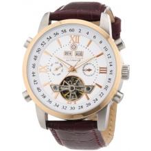 Constantin Durmont Herren Analog Armbanduhr Calendar Analog Automatik CD-CALE-AT-LT-STRG-WH Bild 1