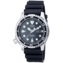 Citizen Automatik Diver - Taucheruhr Herren Analog Armbanduhr Bild 1
