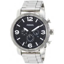 Fossil Herren Analog Armbanduhr XL Trend Analog Edelstahl JR1353  Bild 1