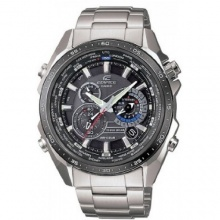 Casio Edifice Herren Analog Armbanduhr Solarkollektion Quarz EQS-500DB-1A1ER Bild 1
