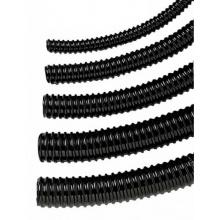Schlauch 40mm - 1 1/2 Zoll schwarz pro Meter am Stück Bild 1