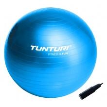 Tunturi Gymnastikball, Blau, 90 cm Bild 1