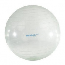Opti Ball Gymnastikball 65cm transparent Bild 1
